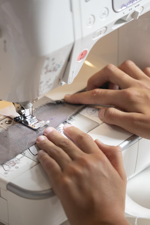 Cours de couture Lyon famille